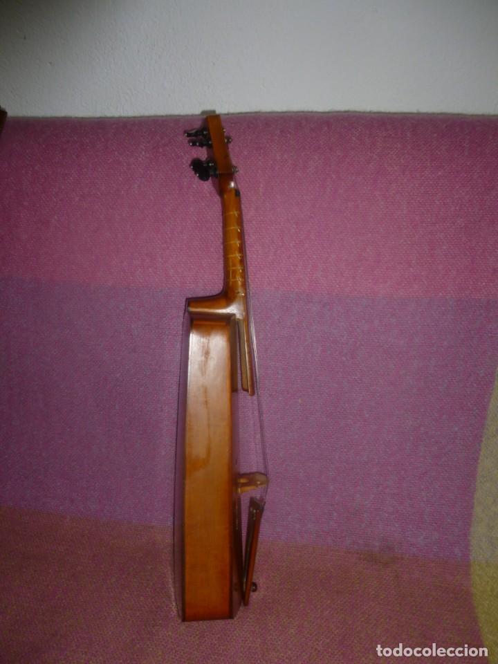 Instrumentos musicales: Fidel alemán,viola da gamba - Foto 6 - 136108282