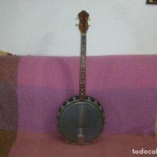 Instrumentos musicales: ANTIGUO BANJO TENOR FRAMUS. Lote 136108570