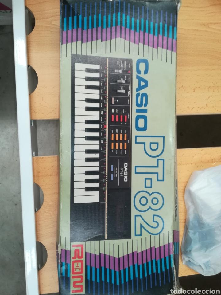 TECLADO (Música - Instrumentos Musicales - Pianos Antiguos)