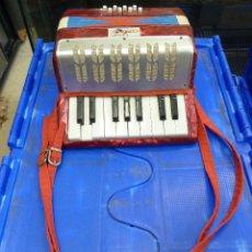 Instrumentos musicales: ACORDEON INFANTIL BONTEMPI CLASSIC. Lote 136806974
