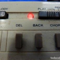 Instrumentos musicales: TECLADO CASIO PT-20. Lote 136813166