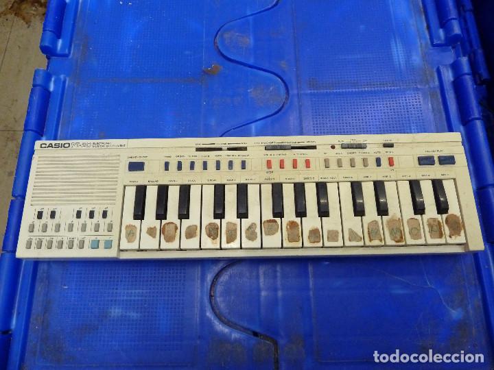 Instrumentos musicales: TECLADO CASIO PT-20 - Foto 2 - 136813166