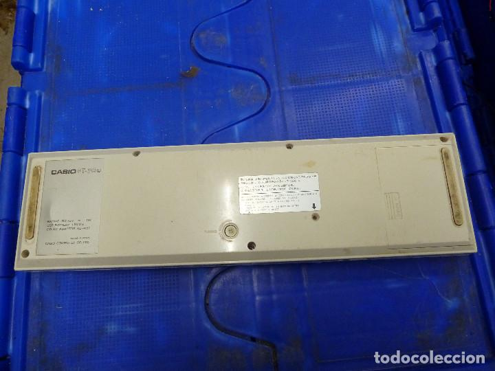 Instrumentos musicales: TECLADO CASIO PT-20 - Foto 4 - 136813166