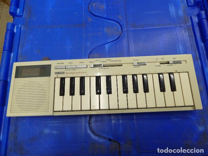Instrumentos musicales: TECLADO YAMAHA HANDYSOUND HS-500 - Foto 4 - 136816078
