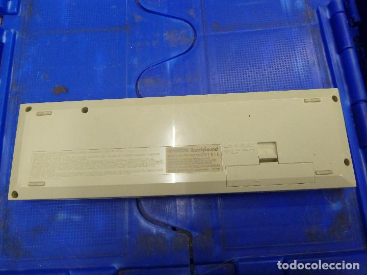 Instrumentos musicales: TECLADO YAMAHA HANDYSOUND HS-500 - Foto 7 - 136816078