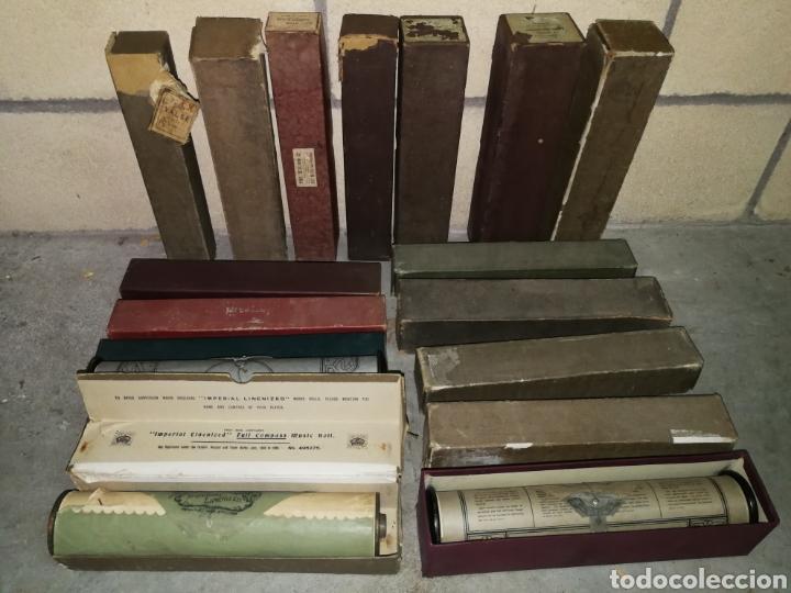 Instrumentos musicales: Rodillos para Pianola - Foto 3 - 136977902