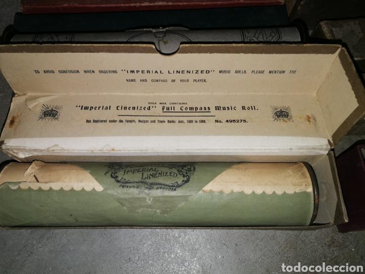 Instrumentos musicales: Rodillos para Pianola - Foto 4 - 136977902