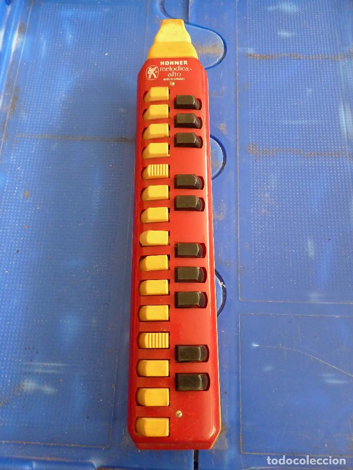 Instrumentos musicales: FLAUTA HONNER MELODICA ALTO - Foto 7 - 137117518