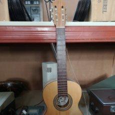 Instrumentos musicales: ANTIGUA GUITARRA MARCA VICENTE TATAY TOMÁS, VALENCIA. Lote 137750192