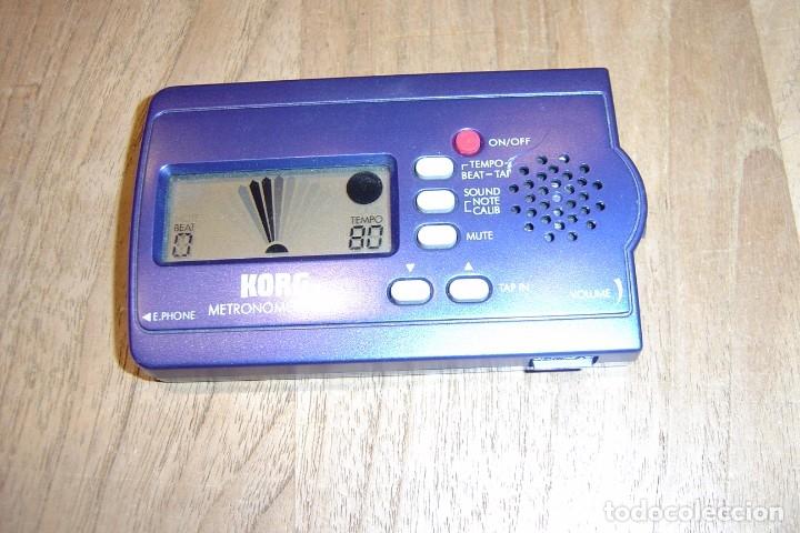 METRONOMO DIGITAL KORG MA-30 (Música - Instrumentos Musicales - Accesorios)