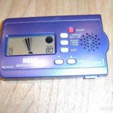 Instrumentos musicales: METRONOMO DIGITAL KORG MA-30. Lote 138217134