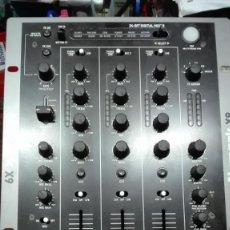 Instrumentos musicales: MEZCLADOR DJ NUMARK X9. Lote 138286326