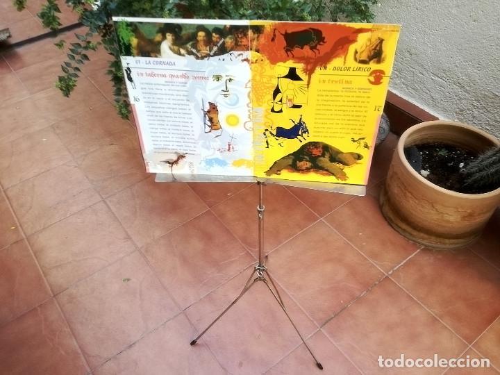 ATRIL AÑOS 60 (Música - Instrumentos Musicales - Accesorios)