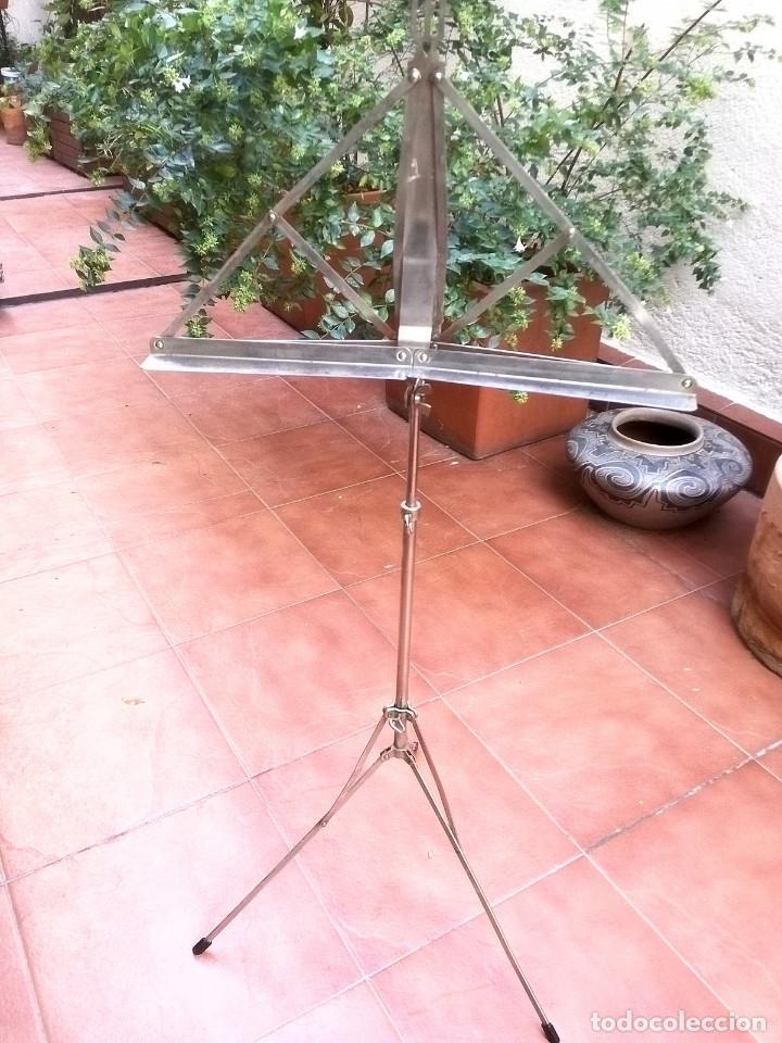Instrumentos musicales: Atril años 60 - Foto 6 - 138533074