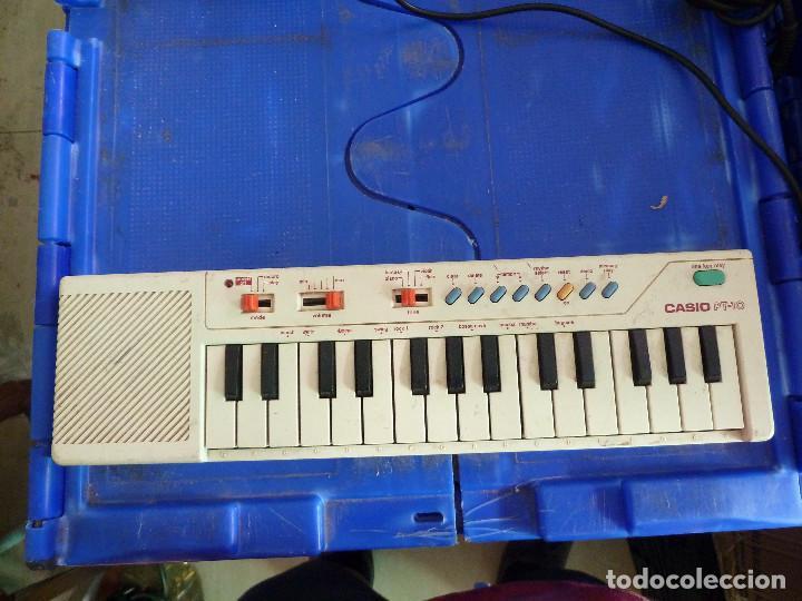 TECLADO CASIO PT-10 (Música - Instrumentos Musicales - Teclados Eléctricos y Digitales)