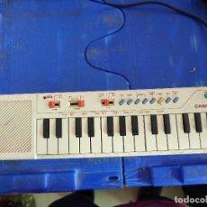 Instrumentos musicales: TECLADO CASIO PT-10. Lote 138612514