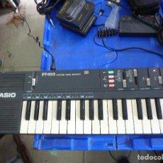 Instrumentos musicales: TECLADO CASIO PT-100. Lote 222568661