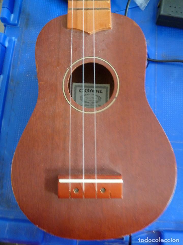 Instrumentos musicales: UKULELE - UKELELE - C. GIANT - Foto 12 - 217713471