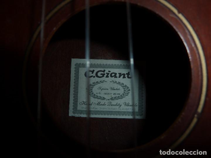Instrumentos musicales: UKULELE - UKELELE - C. GIANT - Foto 13 - 217713471