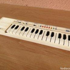 Instrumentos musicales: PIANO TECLADO DIGITAL ELECTRÓNICO CASIO CASIOTONE PT-1 PARA DESPIECE O REPARACIÓN. Lote 138633393