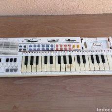 Instrumentos musicales: PIANO TECLADO DIGITAL ELECTRÓNICO CASIO CASIOTONE PT-80 FUNCIONANDO. Lote 138633529