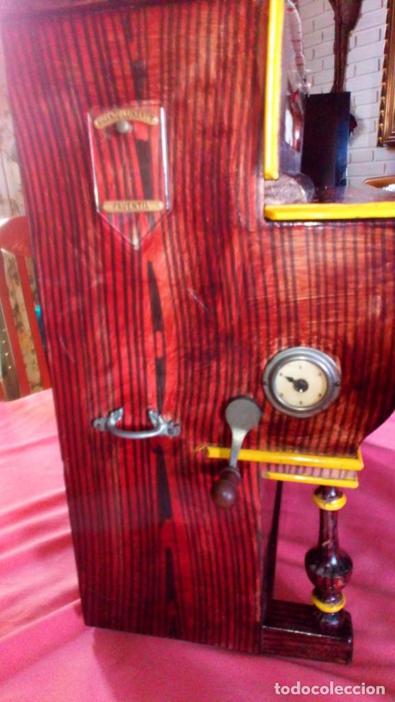 Instrumentos musicales: ORGANILLO MADRILEÑO FAVENTIA ORGANILLO DE VICENTE LLINARES FAVENTIA - Foto 5 - 138832690