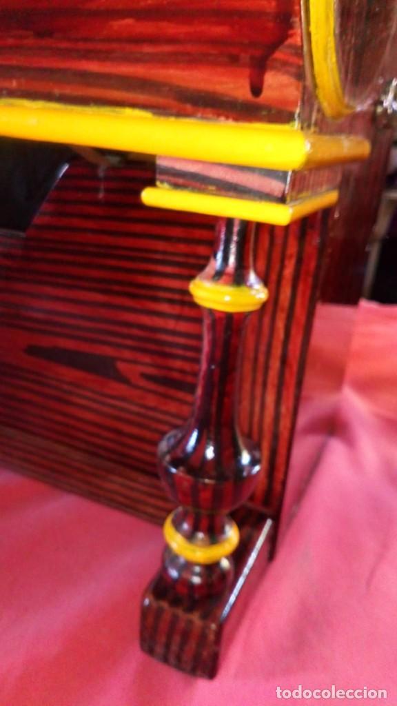 Instrumentos musicales: ORGANILLO MADRILEÑO FAVENTIA ORGANILLO DE VICENTE LLINARES FAVENTIA - Foto 7 - 138832690