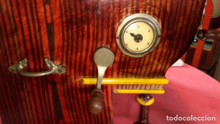 Instrumentos musicales: ORGANILLO MADRILEÑO FAVENTIA ORGANILLO DE VICENTE LLINARES FAVENTIA - Foto 8 - 138832690
