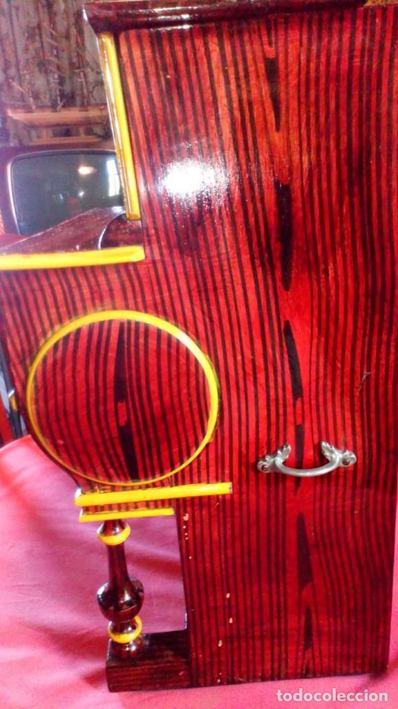Instrumentos musicales: ORGANILLO MADRILEÑO FAVENTIA ORGANILLO DE VICENTE LLINARES FAVENTIA - Foto 9 - 138832690