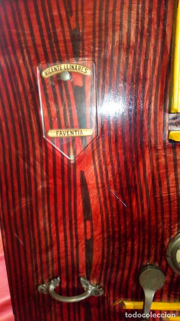 Instrumentos musicales: ORGANILLO MADRILEÑO FAVENTIA ORGANILLO DE VICENTE LLINARES FAVENTIA - Foto 12 - 138832690