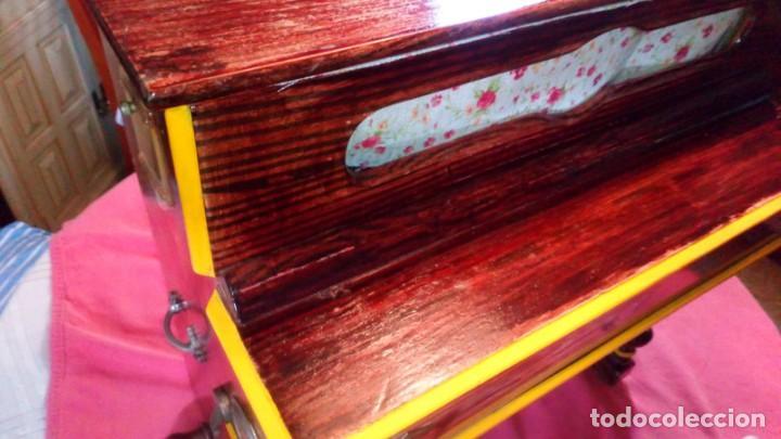 Instrumentos musicales: ORGANILLO MADRILEÑO FAVENTIA ORGANILLO DE VICENTE LLINARES FAVENTIA - Foto 13 - 138832690