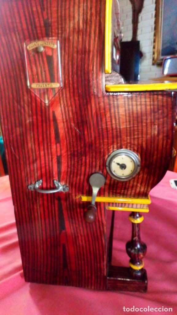 Instrumentos musicales: ORGANILLO MADRILEÑO FAVENTIA ORGANILLO DE VICENTE LLINARES FAVENTIA - Foto 20 - 138832690
