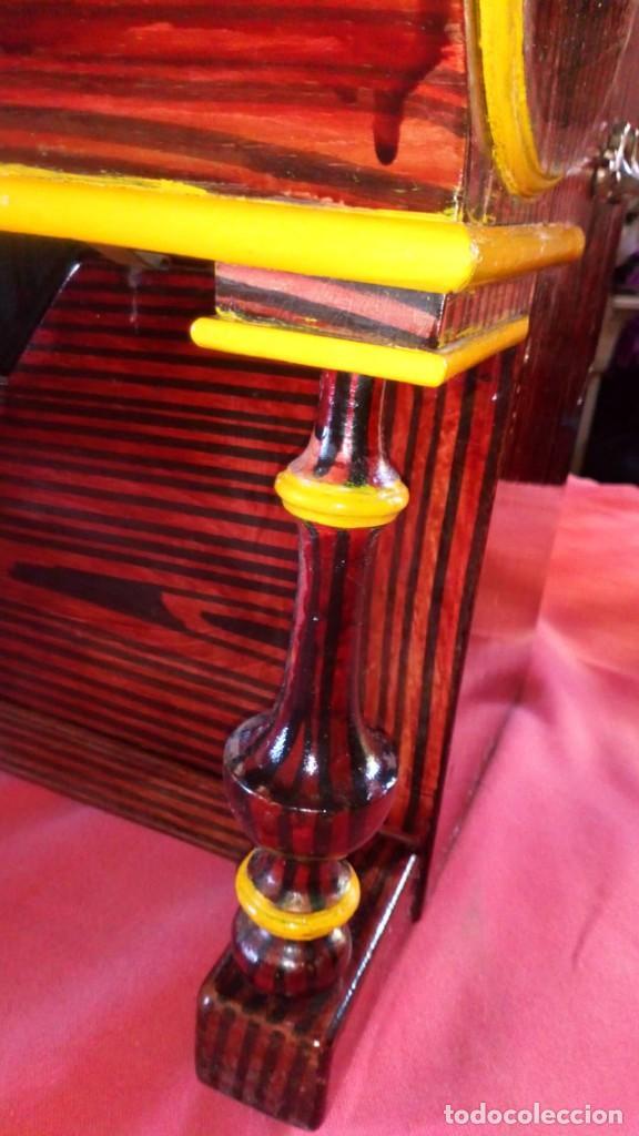 Instrumentos musicales: ORGANILLO MADRILEÑO FAVENTIA ORGANILLO DE VICENTE LLINARES FAVENTIA - Foto 23 - 138832690