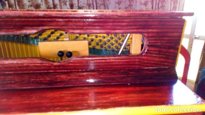 Instrumentos musicales: ORGANILLO MADRILEÑO FAVENTIA ORGANILLO DE VICENTE LLINARES FAVENTIA - Foto 32 - 138832690