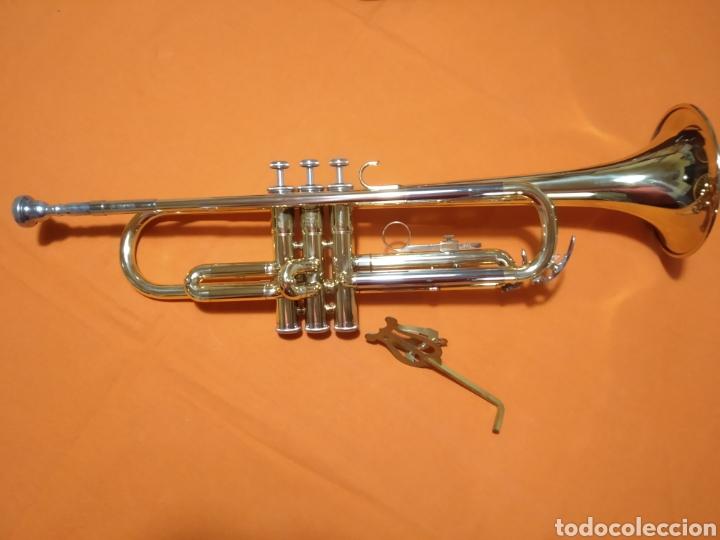 TROMPETA YAMAHA (MADE IN JAPAN) (Música - Instrumentos Musicales - Viento Metal)
