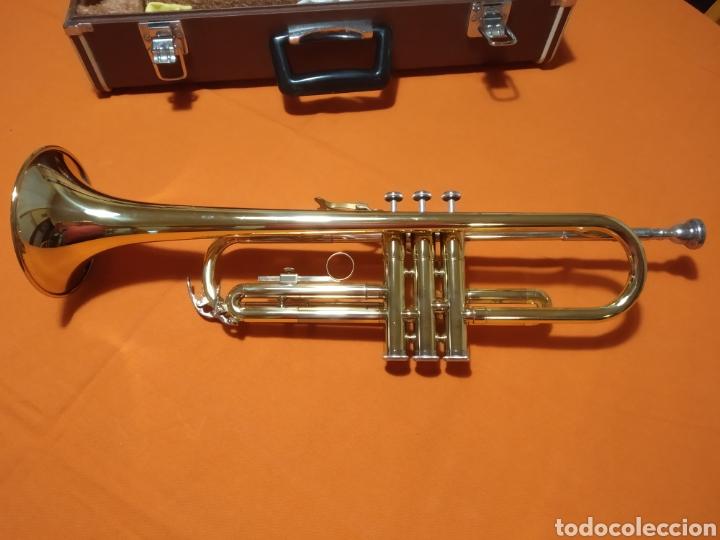 Instrumentos musicales: Trompeta Yamaha (made in japan) - Foto 2 - 138851988