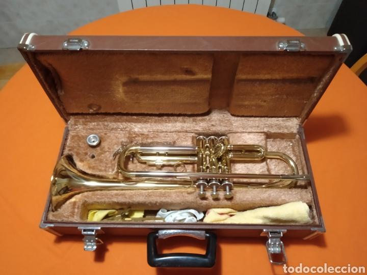 Instrumentos musicales: Trompeta Yamaha (made in japan) - Foto 4 - 138851988