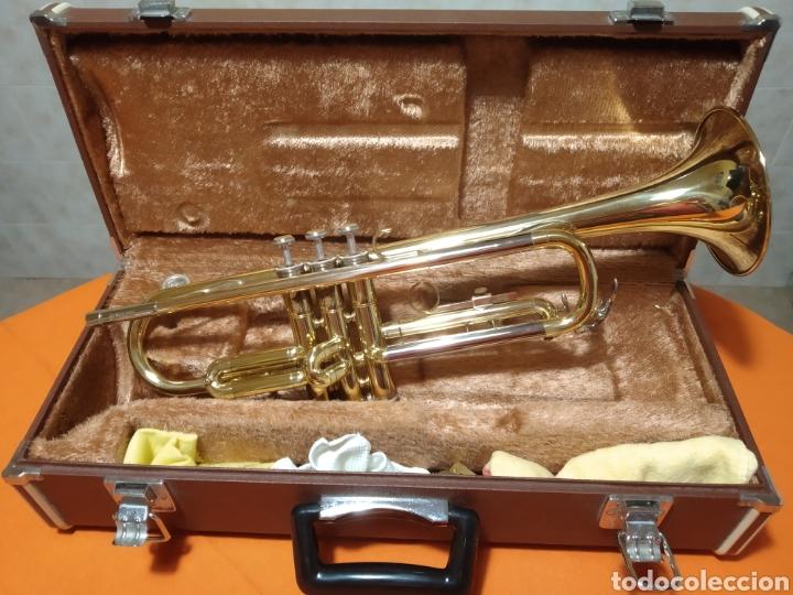 Instrumentos musicales: Trompeta Yamaha (made in japan) - Foto 5 - 138851988