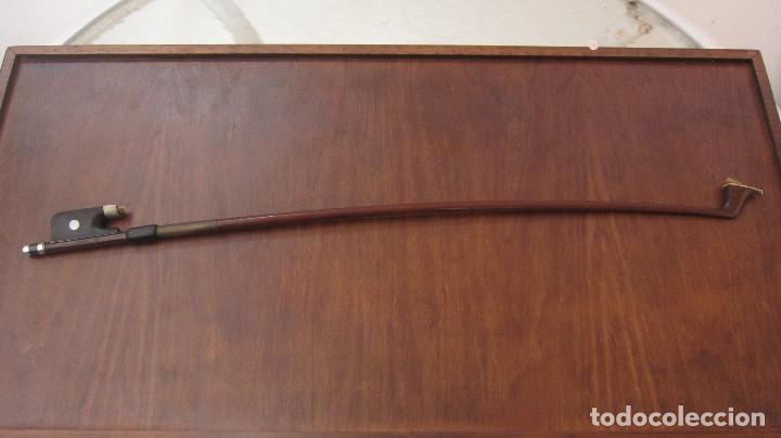 Instrumentos musicales: ARCO DE VIOLONCHELO AMY FRANCE - Foto 8 - 138933114