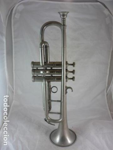 TROMPETA NADIR - 50CM - COMPLETA (Música - Instrumentos Musicales - Viento Metal)