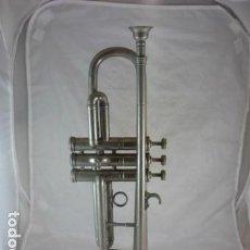 Instrumentos musicales: TROMPETA NADIR - 50CM - COMPLETA. Lote 139168570