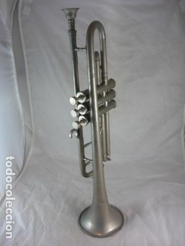 Instrumentos musicales: Trompeta Nadir - 50cm - Completa - Foto 6 - 139168570