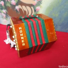 Instrumentos musicales: CONCERTINA HOHNER SIN USAR. Lote 139203408