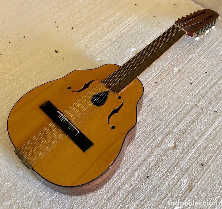 Instrumentos musicales: ANTIGUO LAUD - Foto 2 - 139222022