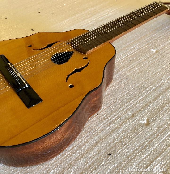 Instrumentos musicales: ANTIGUO LAUD - Foto 3 - 139222022