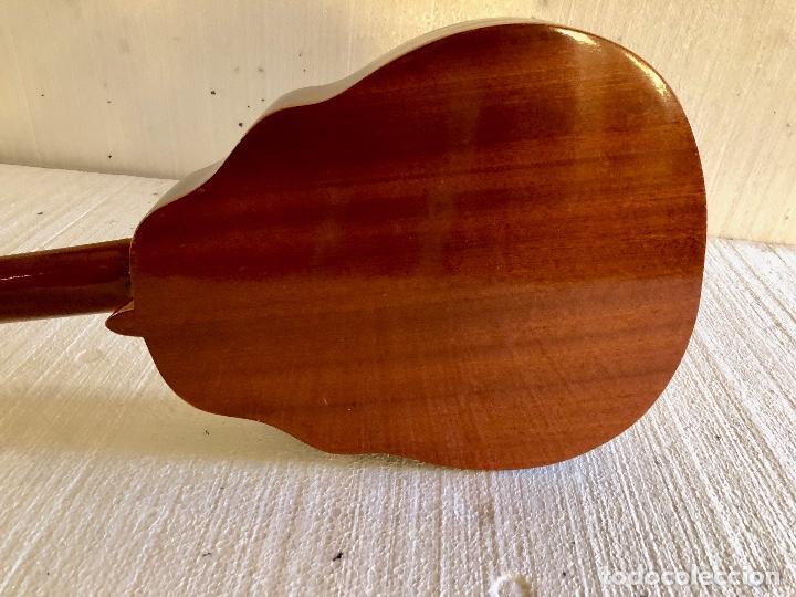 Instrumentos musicales: ANTIGUO LAUD - Foto 6 - 139222022