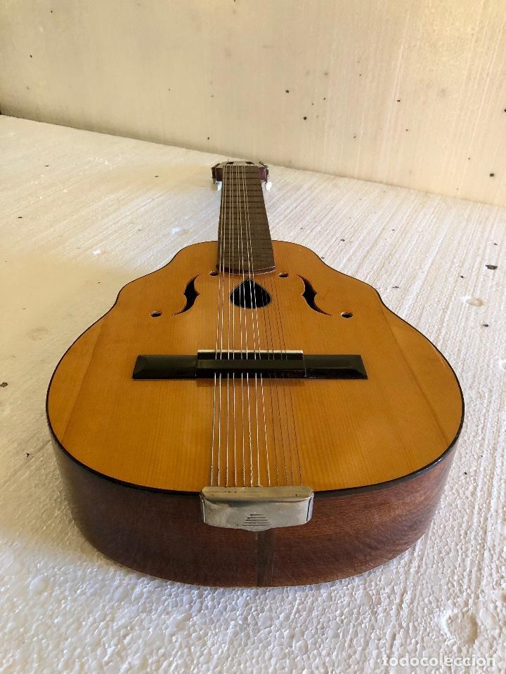 Instrumentos musicales: ANTIGUO LAUD - Foto 7 - 139222022