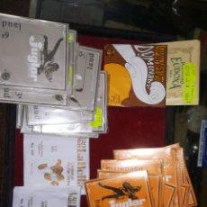Instrumentos musicales: LOTE DE 28 CUERDAS A ESTRENAR. Lote 139586490