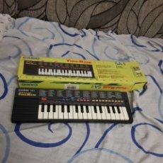 Instrumentos musicales: TECLADO CASIO ANTIGUO. Lote 139661022