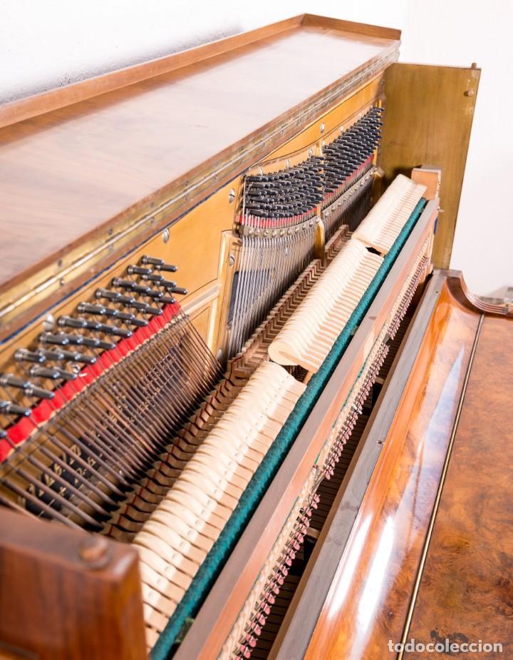 Instrumentos musicales: Piano Antiguo Alemán Bieger - Foto 5 - 139813746